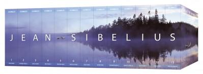 BIS-levy-yhtiö julkaisee Sibeliuksen musiikkia.